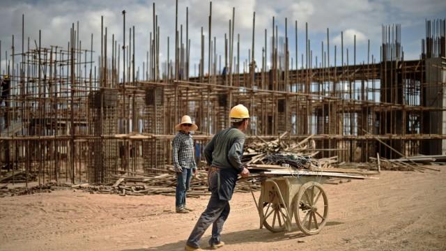 Wirtschaftswachstum Boom-Länder in der Krise