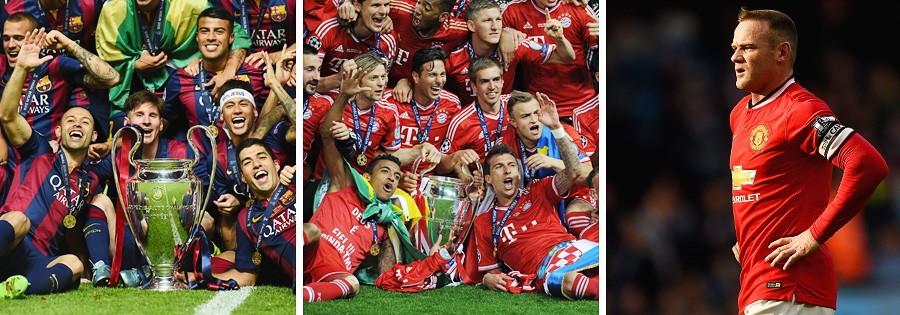 Bundesliga Datenprojekt zu Europas Ligen