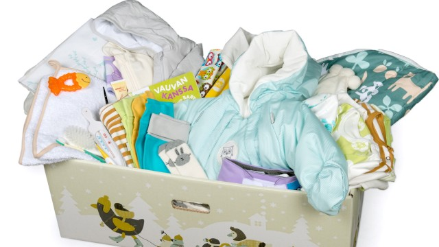 Finnish Maternity Box
