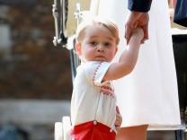 Prinz George von Großbritannien
