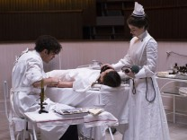 The Knick; The Knick Serie Steven Soderbergh Clive Owen