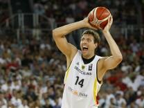 Basketball  Kroatien - Deutschland