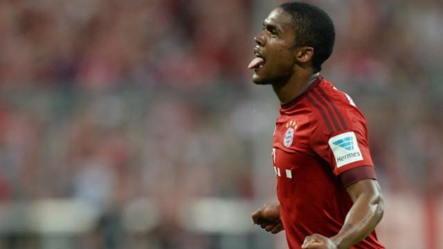 Bayern München - Hamburger SV, Douglas Costa