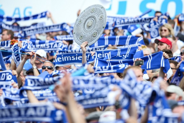 SV Darmstadt 98 v Hannover 96 - Bundesliga