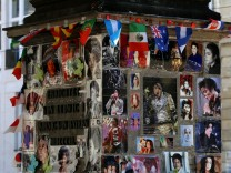 Michael Jackson Memorial in München, 2015