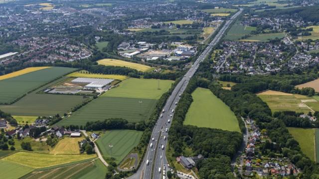 Raststätte Lichtendorf Nord und Süd an der Autobahn A1 Lenkzeiten LKW Parkplatz Schwerte Ruhrgeb
