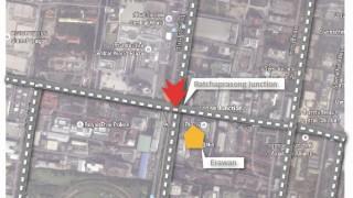 Unglück Bombenanschlag in Bangkok