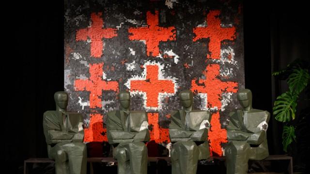 Musik Laibach in Nordkorea