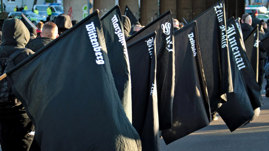 Ein Jahr Aussteigerprogramm für Rechtsextremisten