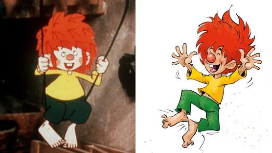 Pumuckl Beliebte Zeichentrickfigur