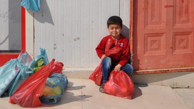 Flüchtlingslager Flüchtlingslager in der Türkei