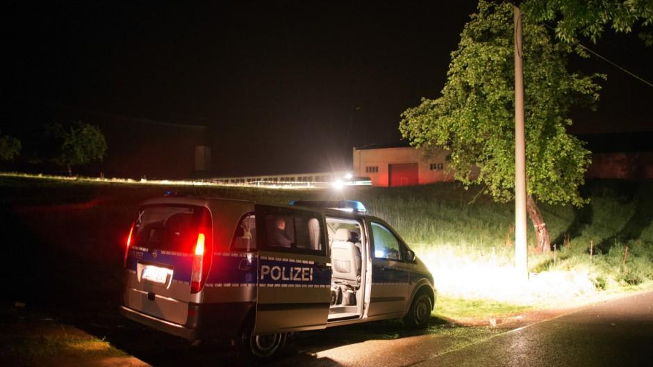 Polizei findet Frauenleiche in Lampersdorf