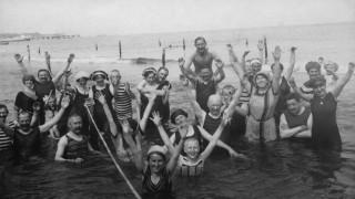 Badeszene 1913