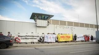 Justiz Protest gegen die Justiz