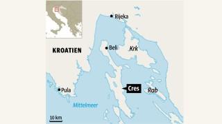 Kroatien Seatrekking in Kroatien