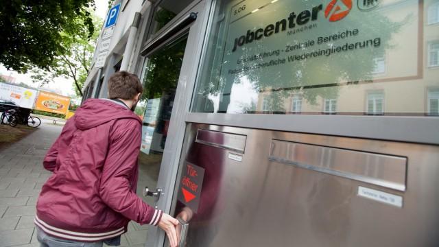 """Jobcenter München âÄ"""" Mühldorfstraße 1, hinterm Ostbahnhof"""