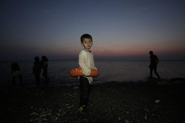 Migrants situation on Kos island