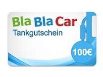 Tankgutschein von BlaBlaCar