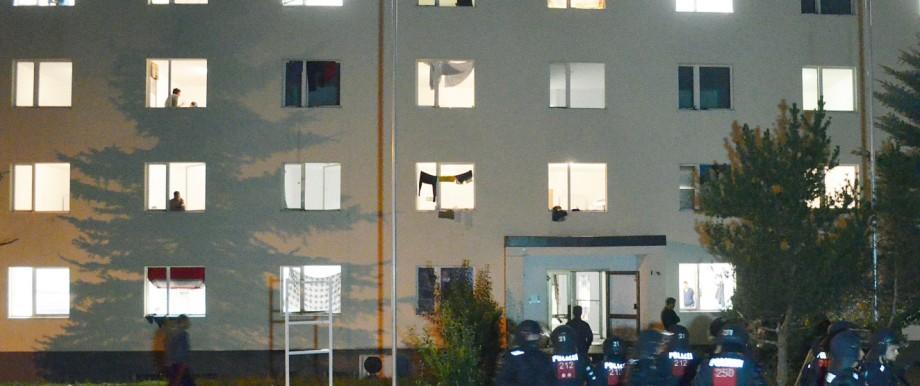 Asylbewerberheim Asylbewerberheim in Suhl