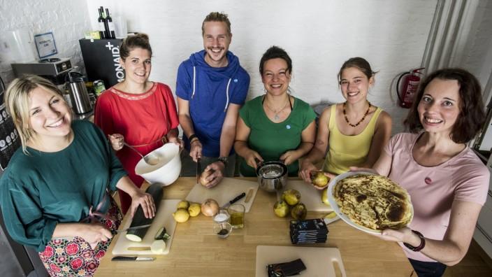 Startup eröffnet Restaurant gegen Lebensmittelverschwendung