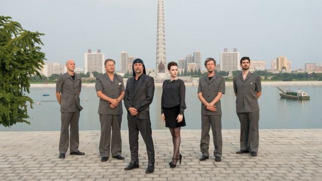 Laibach Nordkorea