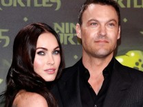 FILE: Megan Fox Files For Divorce From Brian Austin Green