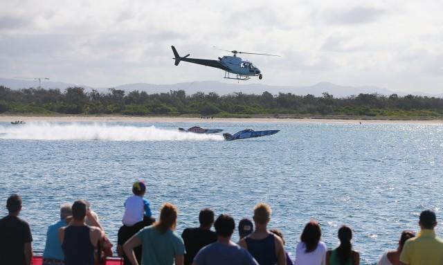 UIM XCAT World Series - Gold Coast GP - Day 1