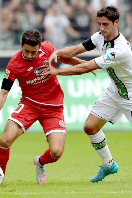 Bor. Mönchengladbach - FSV Mainz 05