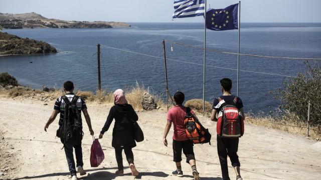 Flüchtlinge Europa
