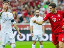 Audi Cup - FC Bayern München - Real Madrid
