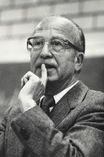 Walter Hinck, 1983