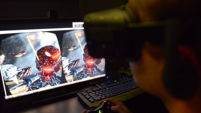 Virtual-Reality-Weltraumshooter von CCP Games