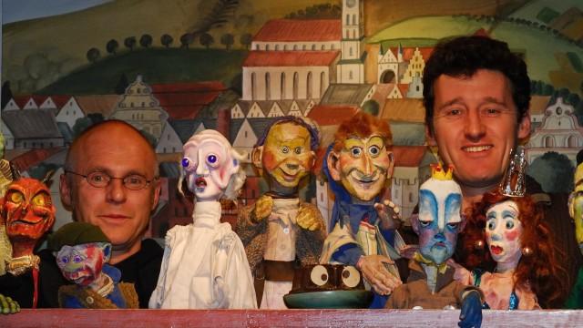 Dr. Doeblingers geschmackvolles Kasperltheater in Amerang