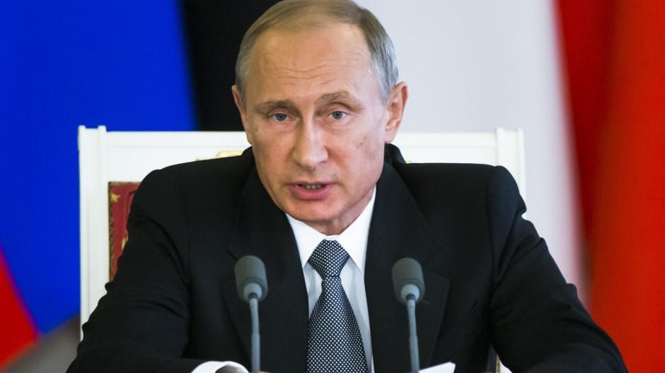 Vladimir Putin, Abdel Fattah el-Sissi