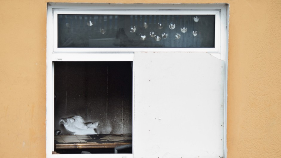 Brandanschlag auf Wohnung von Asylbewerbern