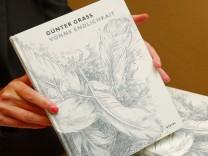 Letztes Grass-Buch 'Vonne Endlichkait' wird vorgestellt