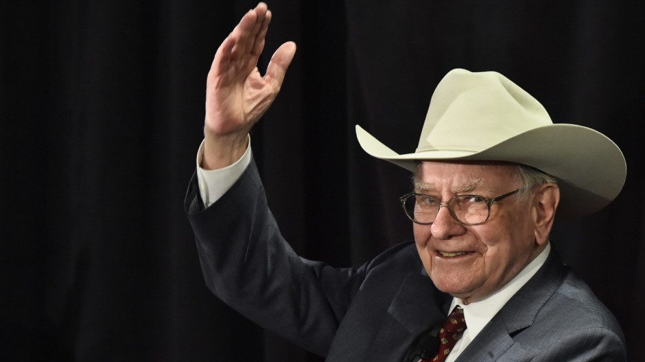 Warren Buffett wird 85