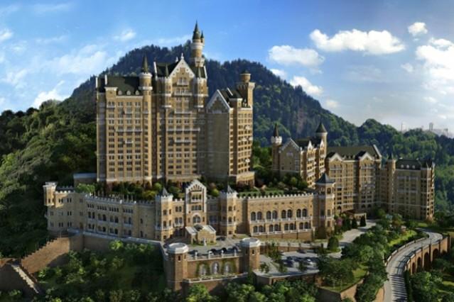 Starwood Hotel Dalian