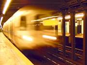 New Yorker U-Bahn Sanierung; Frank Schroeter / buchcover.com