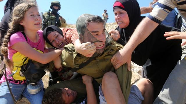 Westjordanland Westjordanland