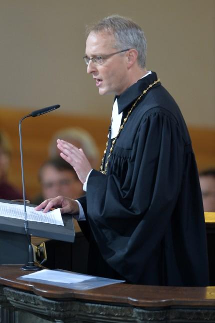 Einführungsgottesdienst für sächsischen Landesbischof