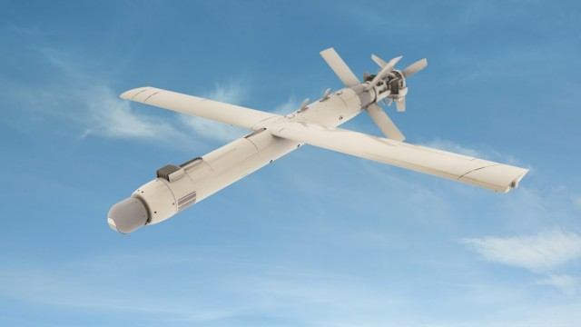 Uvision Hero Kamikaze-Drohne