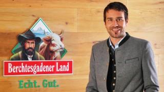 Bernhard Pointner ist Geschäftsführer der Milchwerke Berchtesgadener Land.