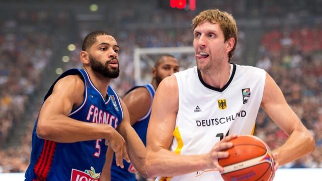 Basketball: Deutschland - Frankreich