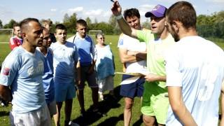 Puchheim: Fussball-Turnier mit Flüchtlingen