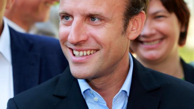 Emmanuel Macron Emmanuel Macron