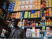 Lebensmittelladen in Dakar, Senegal