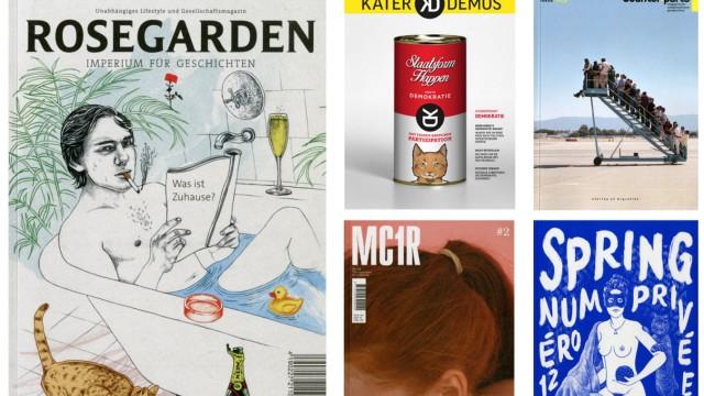 Süddeutsche Zeitung Medien Neue Magazine