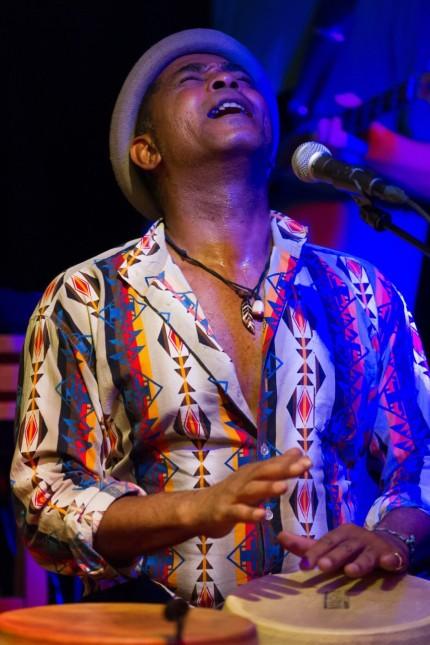 Biboul Darouiches, Musiker aus Kamerun