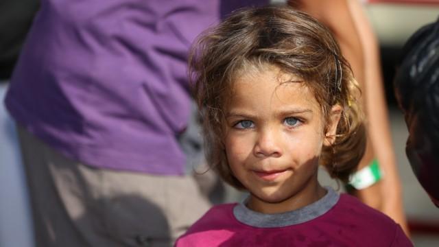 Pädiatrie Studie über minderjährige Flüchtlinge